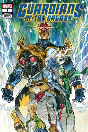 Guardians of the Galaxy #1  (Variant)
