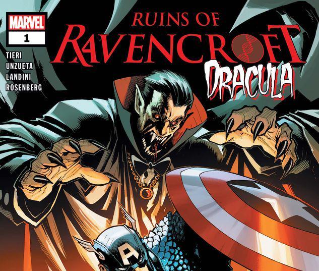 RUINS OF RAVENCROFT: DRACULA 1 #1
