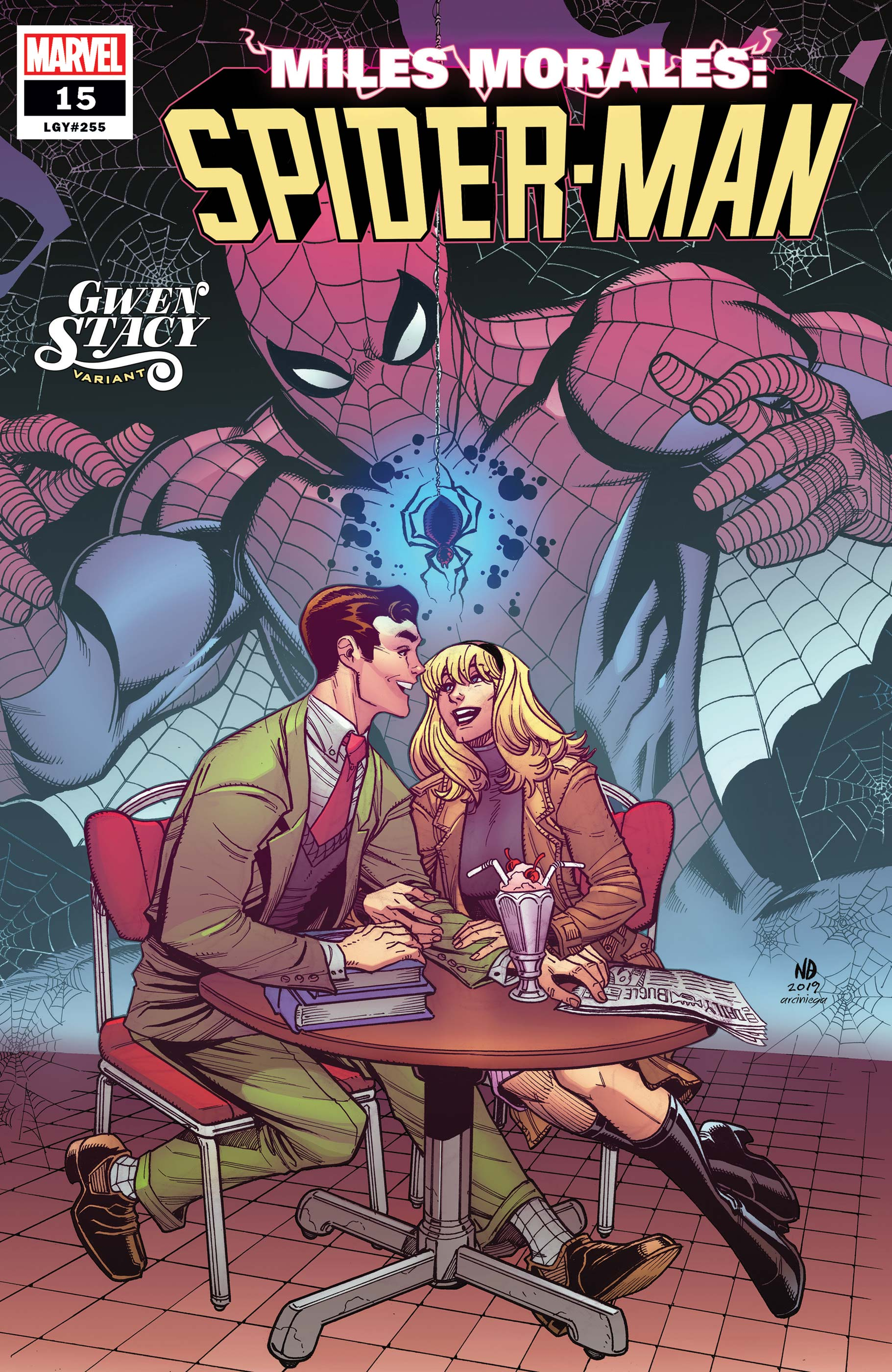 Miles Morales: Spider-Man (2018) #15 (Variant)