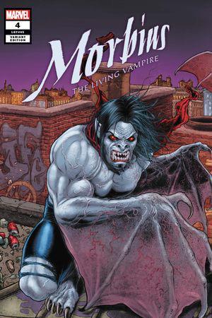 Morbius #4  (Variant)