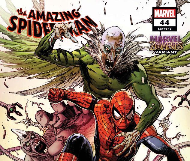 The Amazing Spider-Man #44