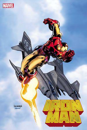 Iron Man (2020) #1
