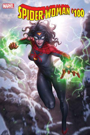 Spider-Woman #5  (Variant)