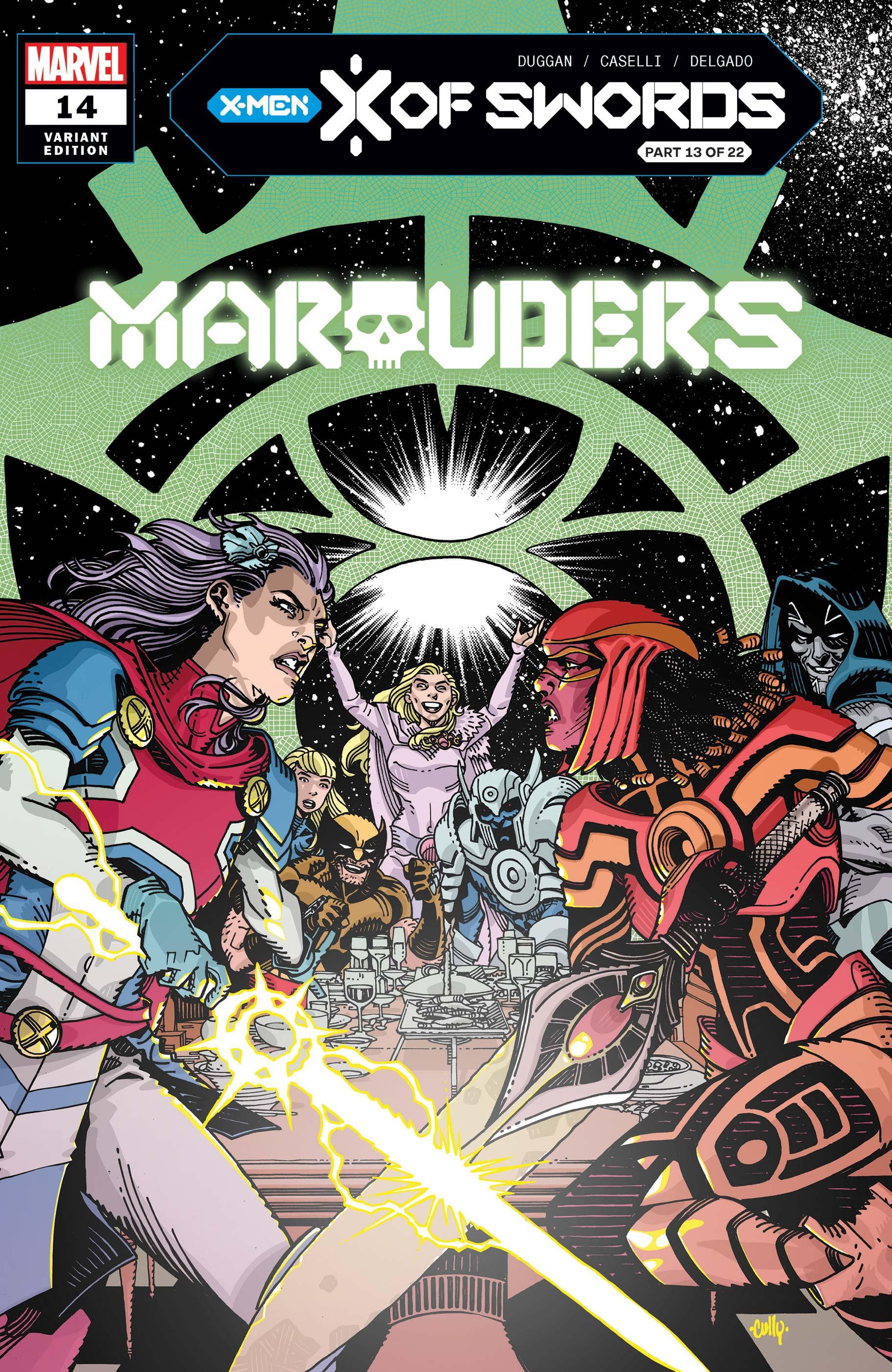 Marauders (2019) #14 (Variant)