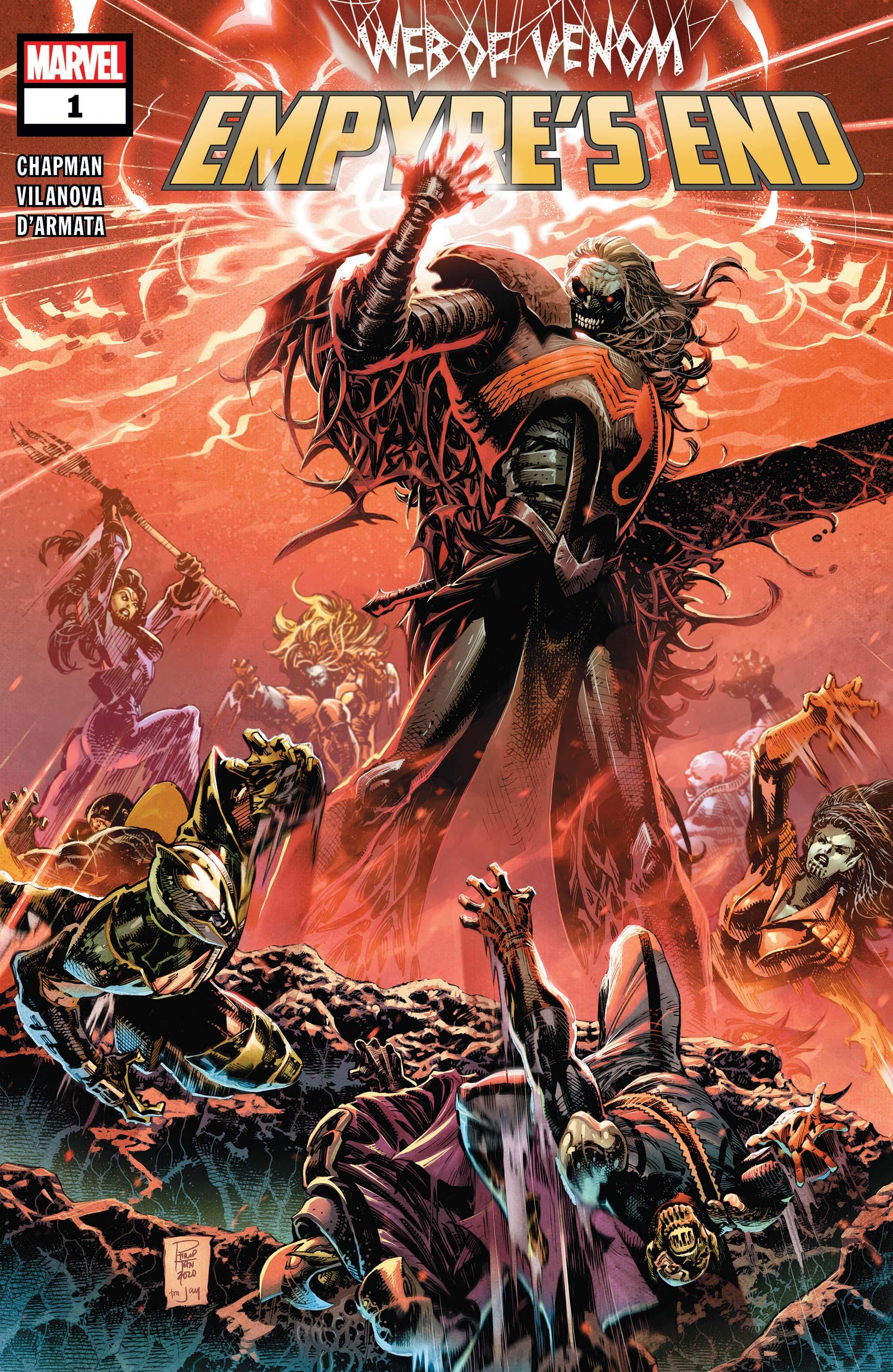 Web Of Venom: Empyre's End (2020) #1