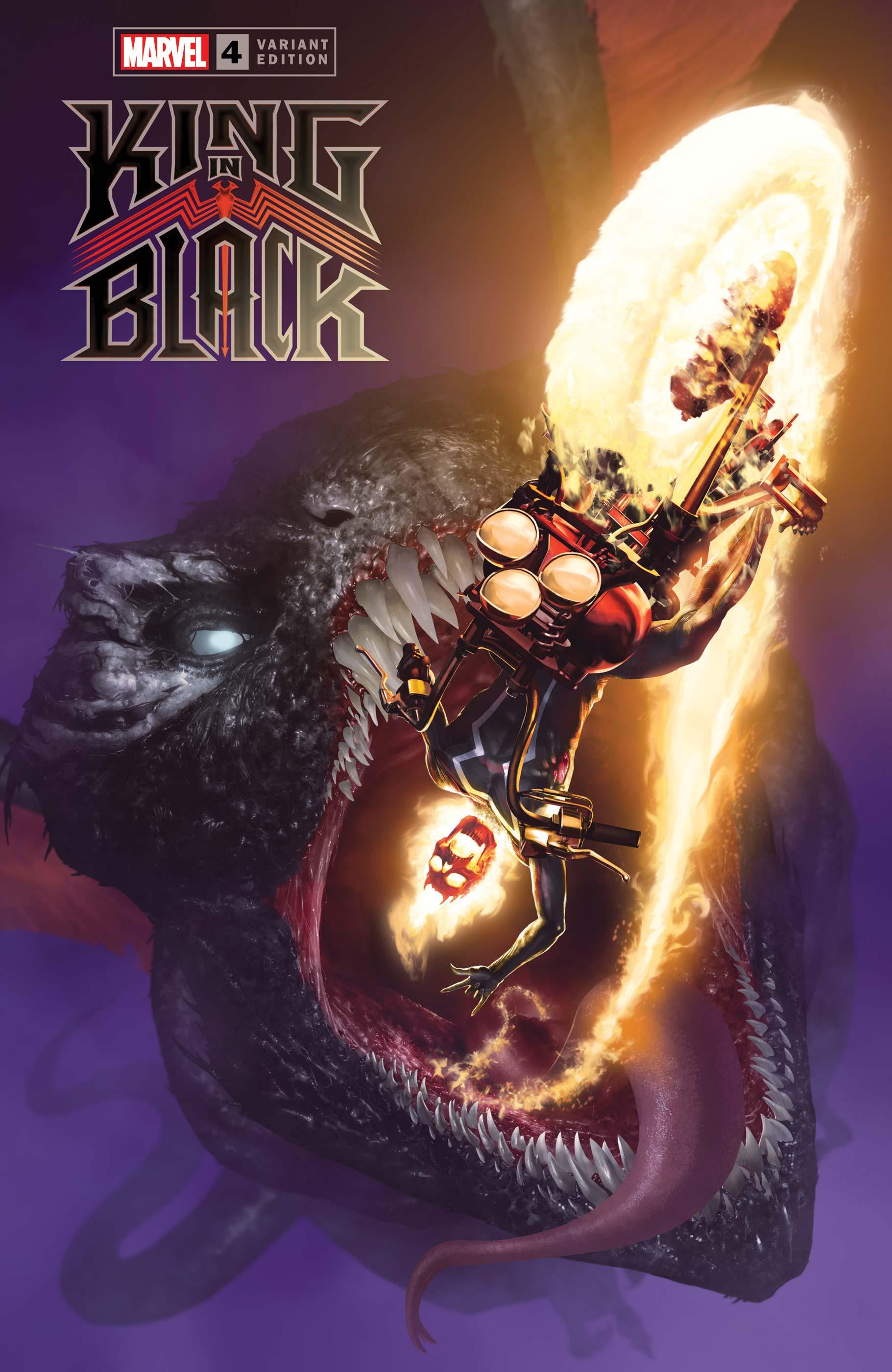 King in Black (2020) #4 (Variant)
