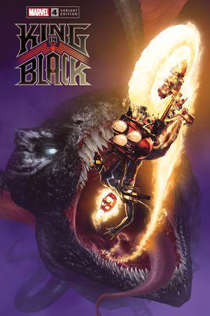 King in Black #4  (Variant)