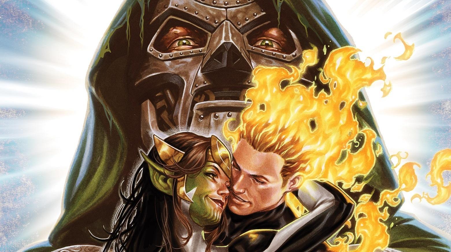 'Fantastic Four' #32