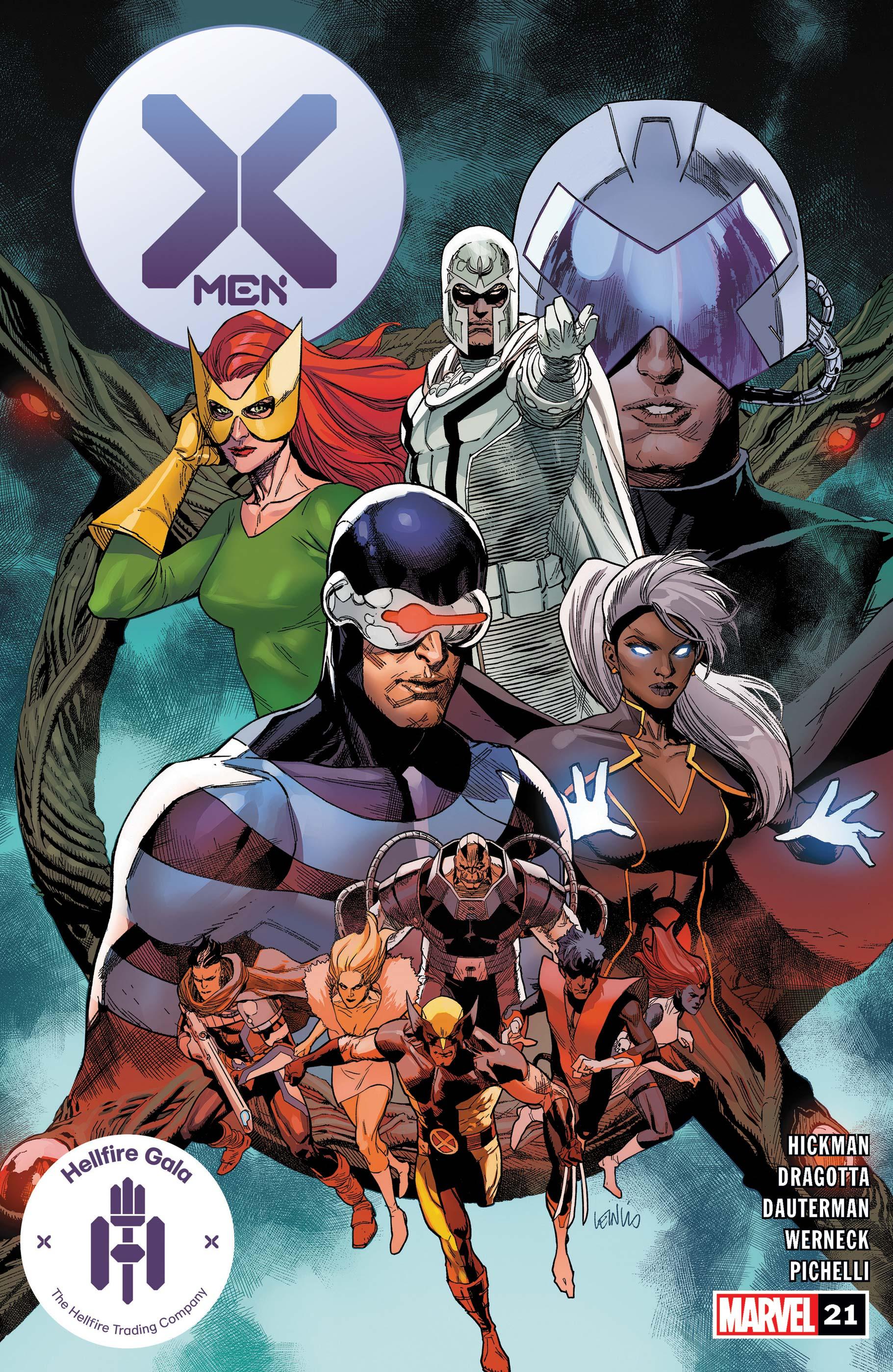 X-Men (2019) #21