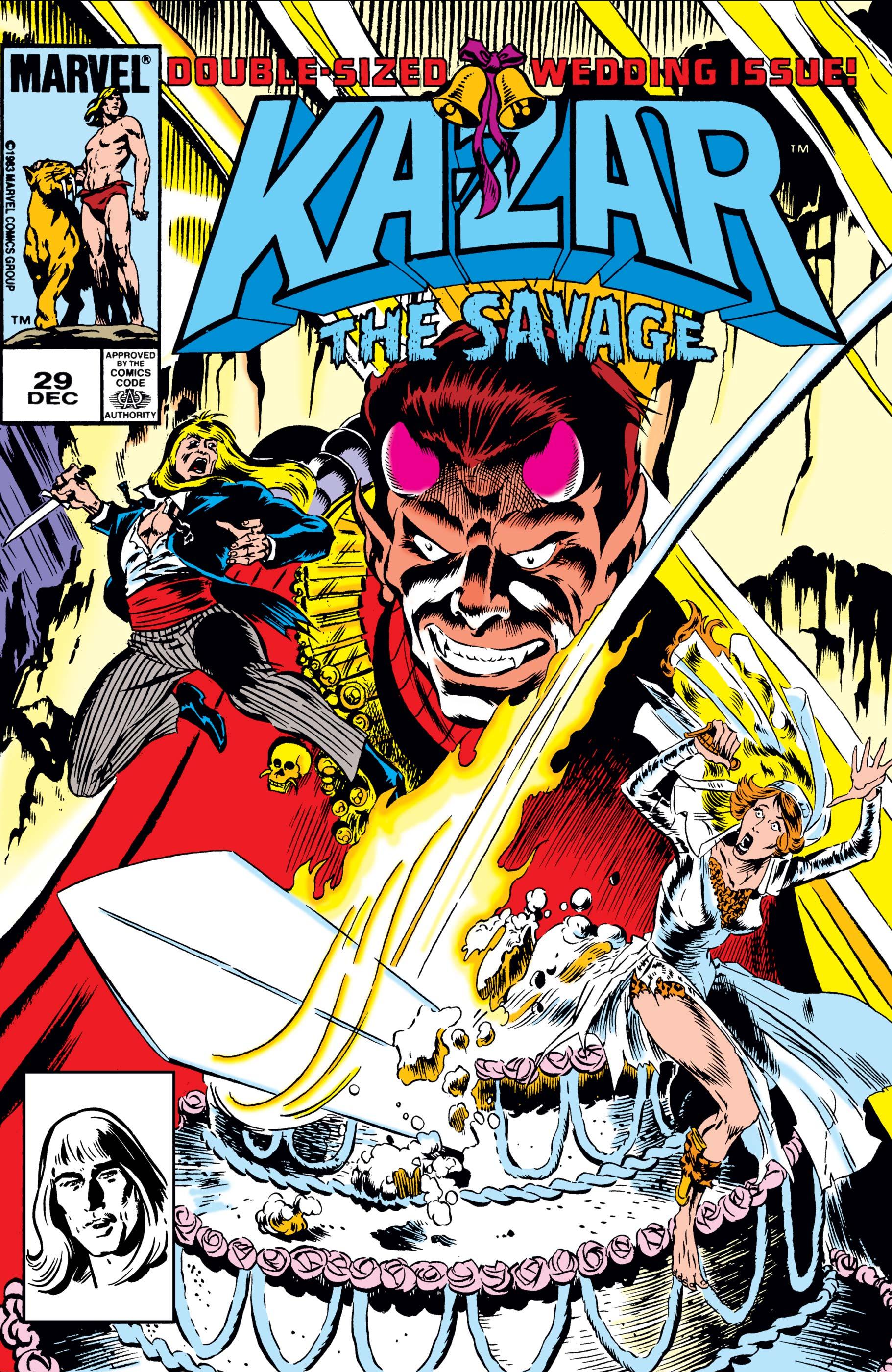 Ka-Zar (1981) #29