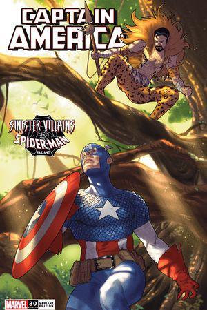 Captain America (2018) #30 (Variant)
