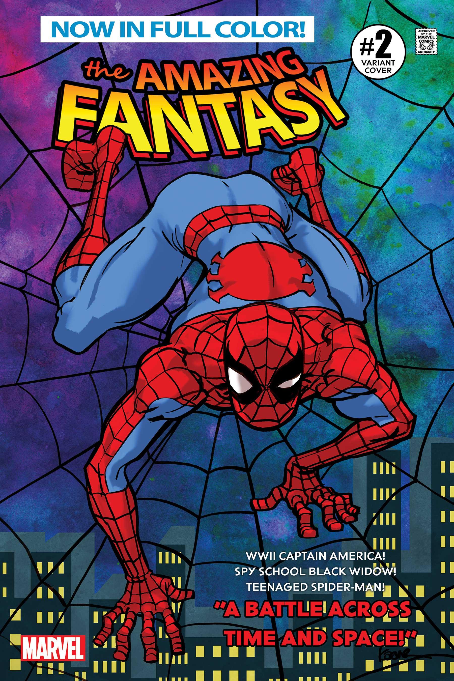 Amazing Fantasy (2021) #2 (Variant)