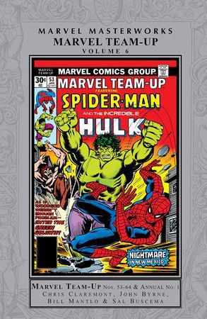 Marvel Team-Up Masterworks Vol. 6 (Hardcover)