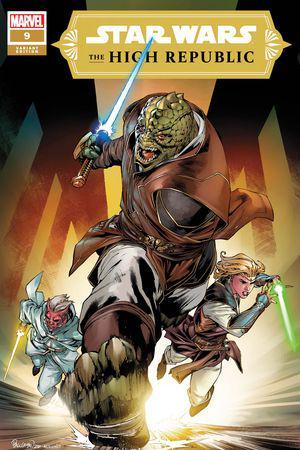 Star Wars: The High Republic (2021) #9 (Variant)