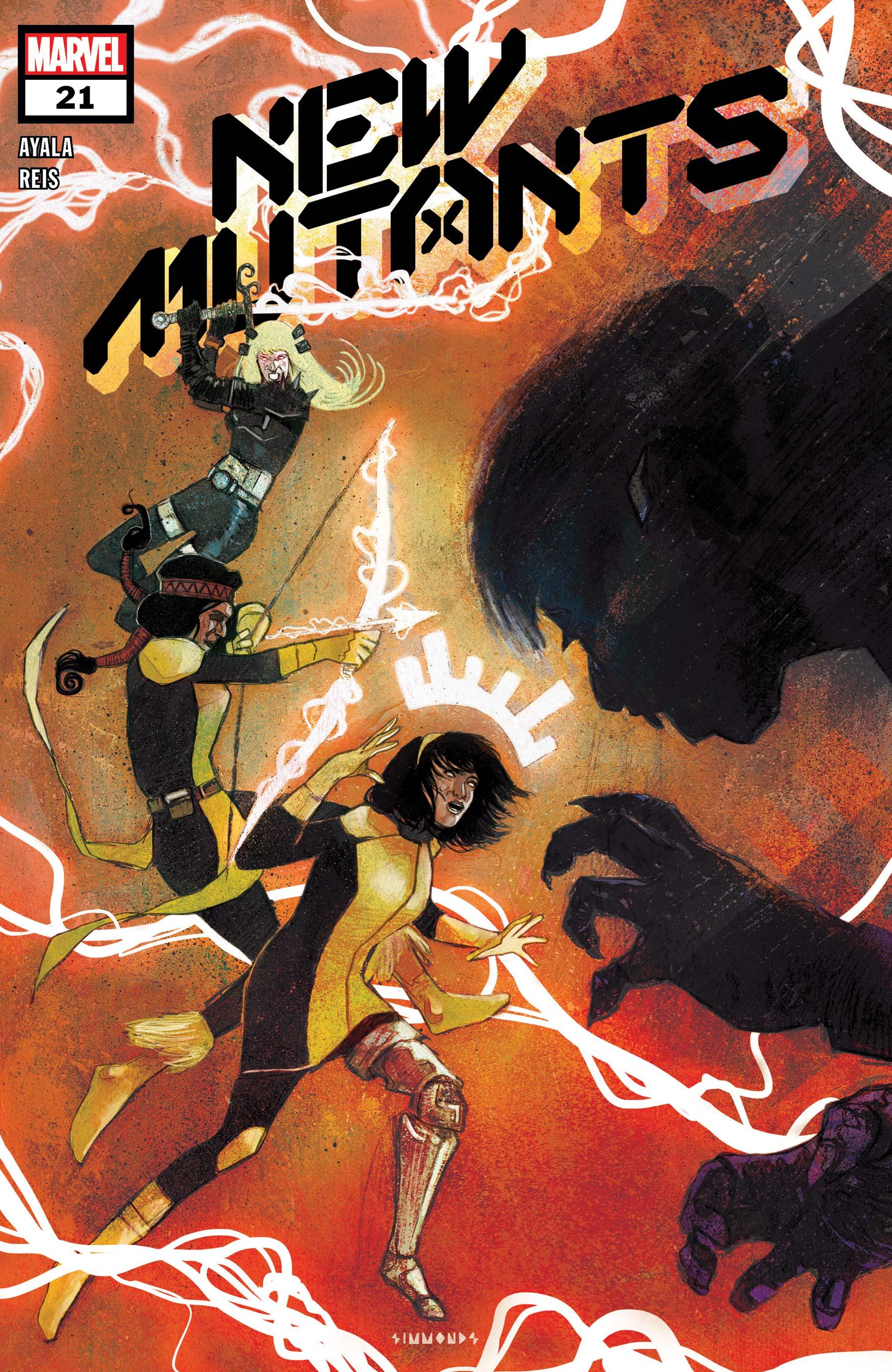 New Mutants (2019) #21