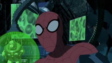 Ultimate Spider-Man Season 1 Episode 25 Master