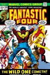 Fantastic Four (1961) #136 Cover
