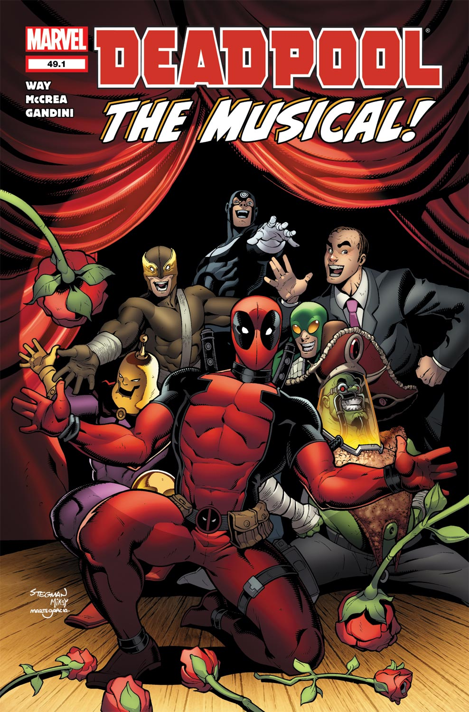 Deadpool (2008) #49.1