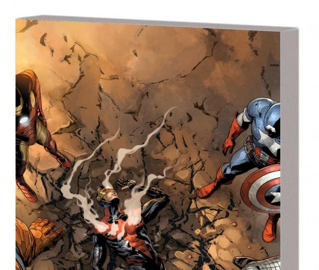 AVENGERS VS. X-MEN: CONSEQUENCES TPB