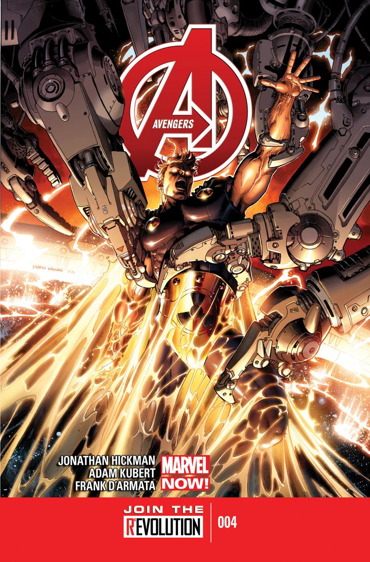 Avengers (2012) #4