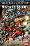 Battle Scars (2011) #3 Cover