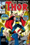 Thor (1966) #384 Cover