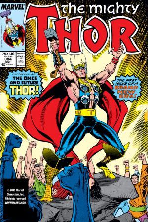 Thor (1966) #384