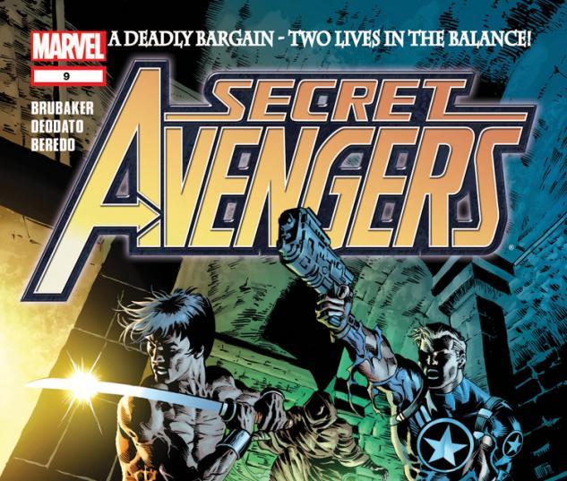 Secret Avengers (2010) #9
