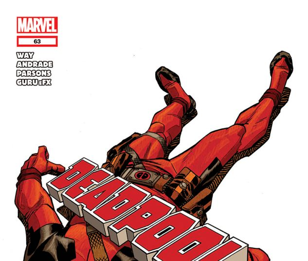 Deadpool (2008) #63