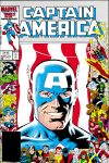 Captain America (1968) #323 Cover