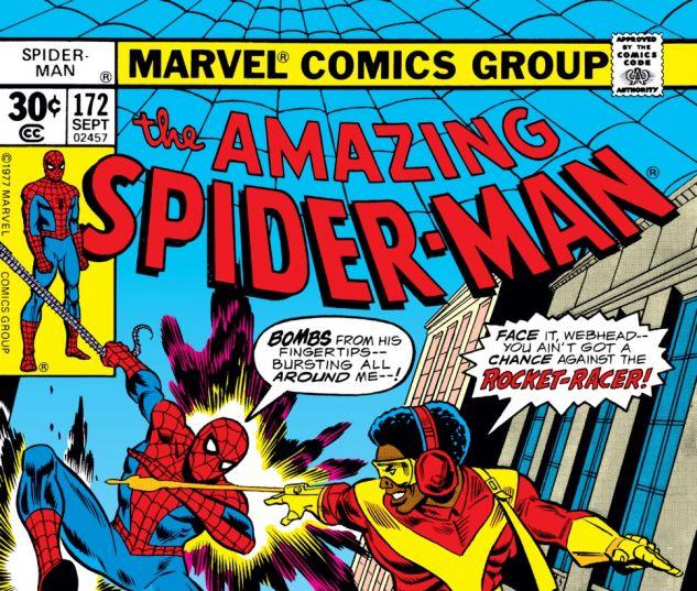 Amazing Spider-Man (1963) #172 Cover