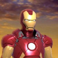 Iron Man (Iron Man 3 - The Official Game)