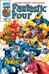 Fantastic Four (1998) #16 Cover