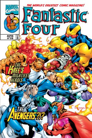 Fantastic Four (1998) #16