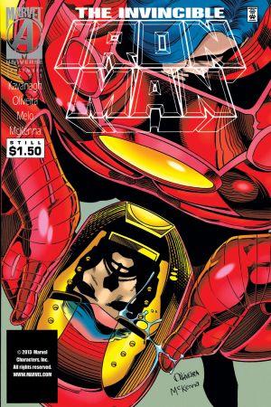 Iron Man (1968) #320