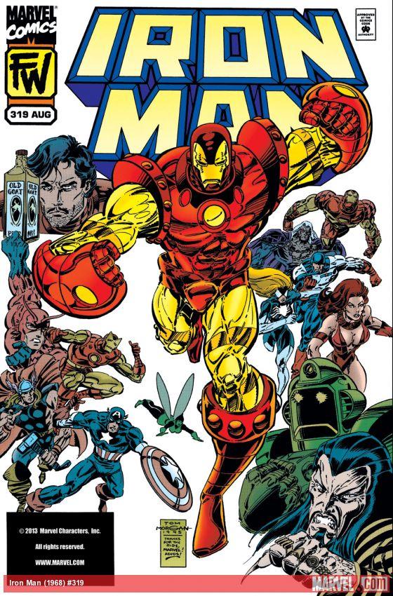 Iron Man (1968) #319