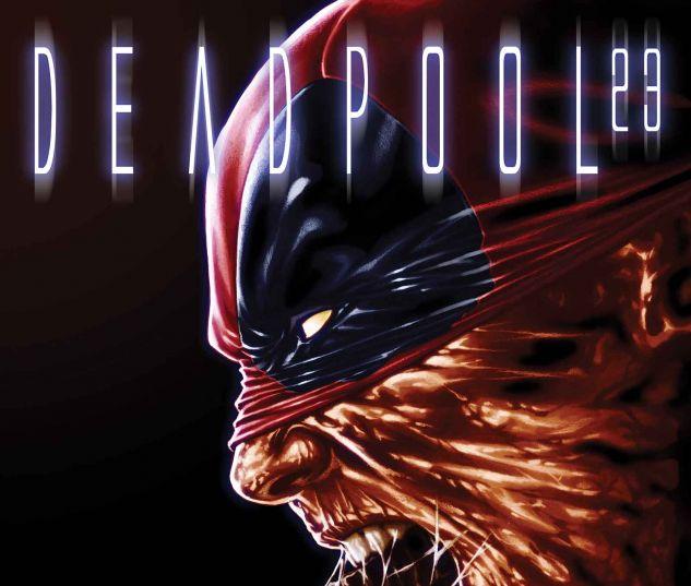 Deadpool (2012) #23 Cover