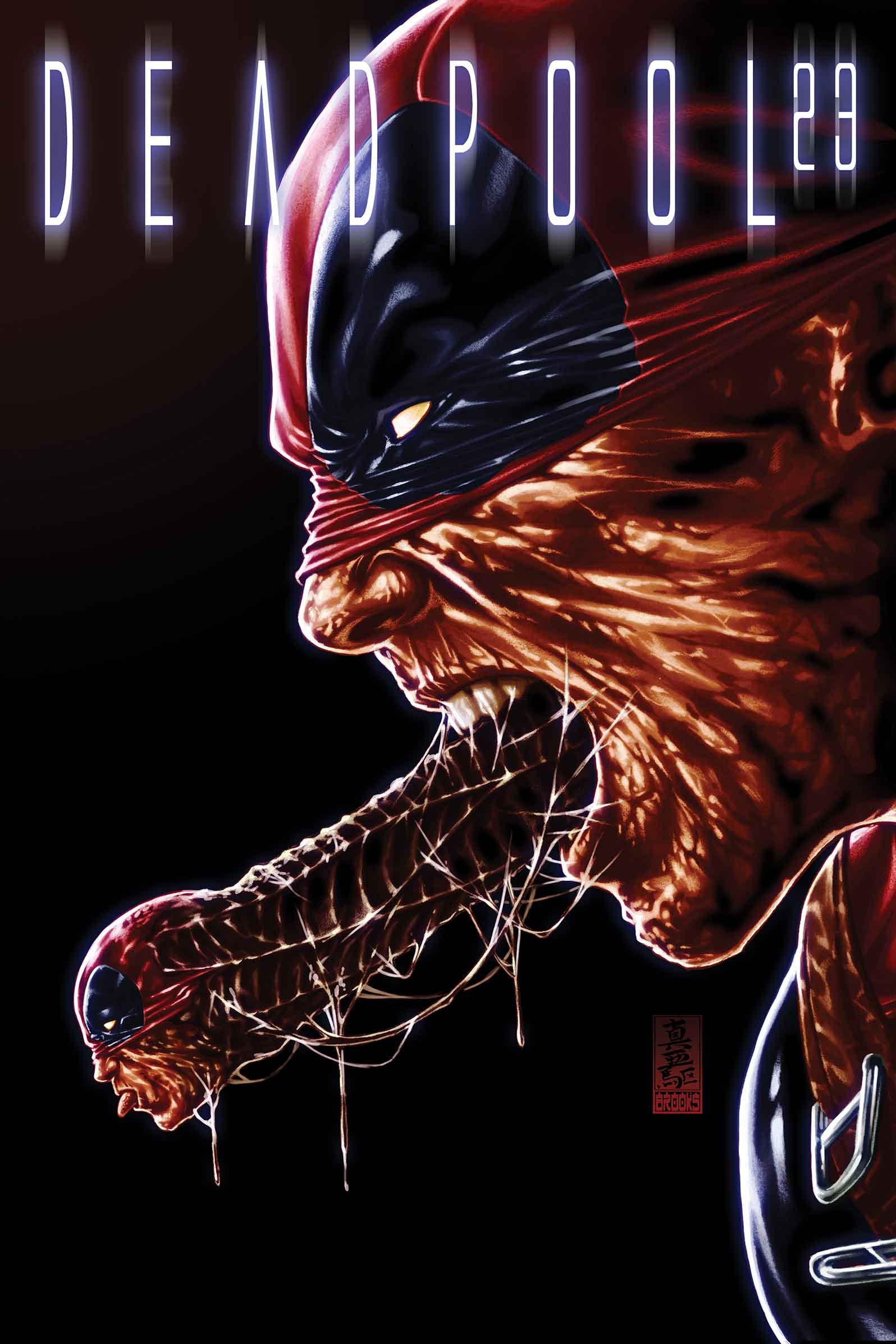 Deadpool (2012) #23