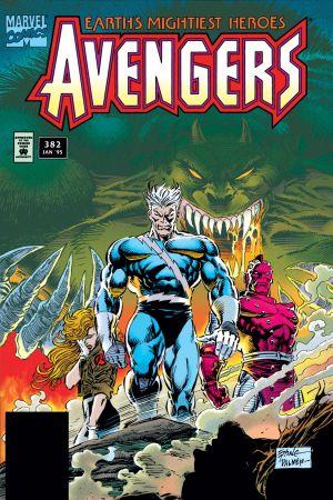 Avengers (1963) #382
