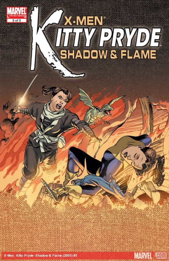 X-Men: Kitty Pryde- Shadow & Flame (2005) #5