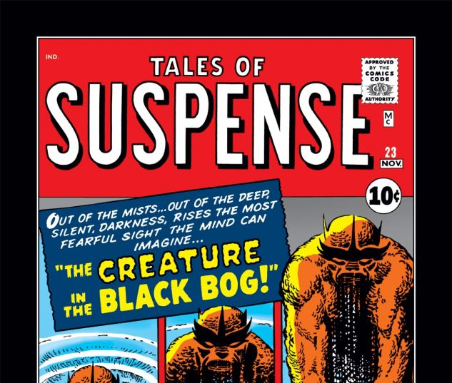 Tales of Suspense (1959) #23 Cover