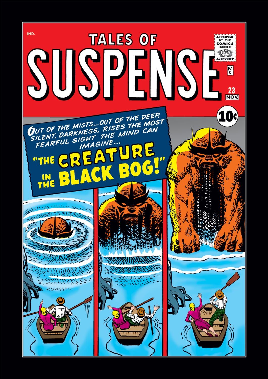 Tales of Suspense (1959) #23 | Comics | Marvel com