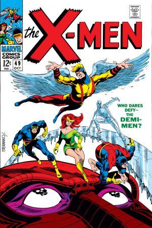 Uncanny X-Men #49
