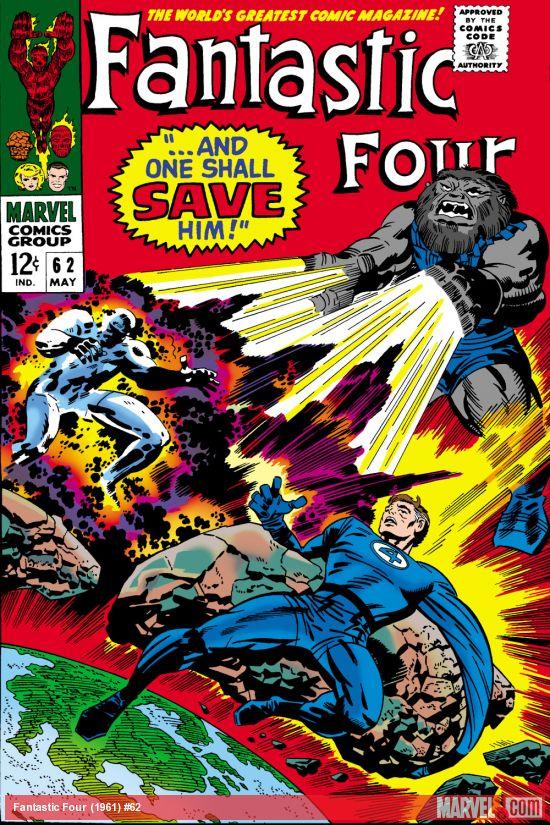Fantastic Four (1961) #62