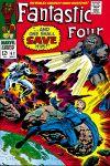 Fantastic Four (1961) #62 Cover