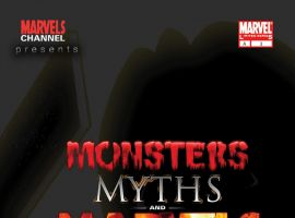 The Marvels Channel: Monsters, Myths, and Marvels (2008) #3