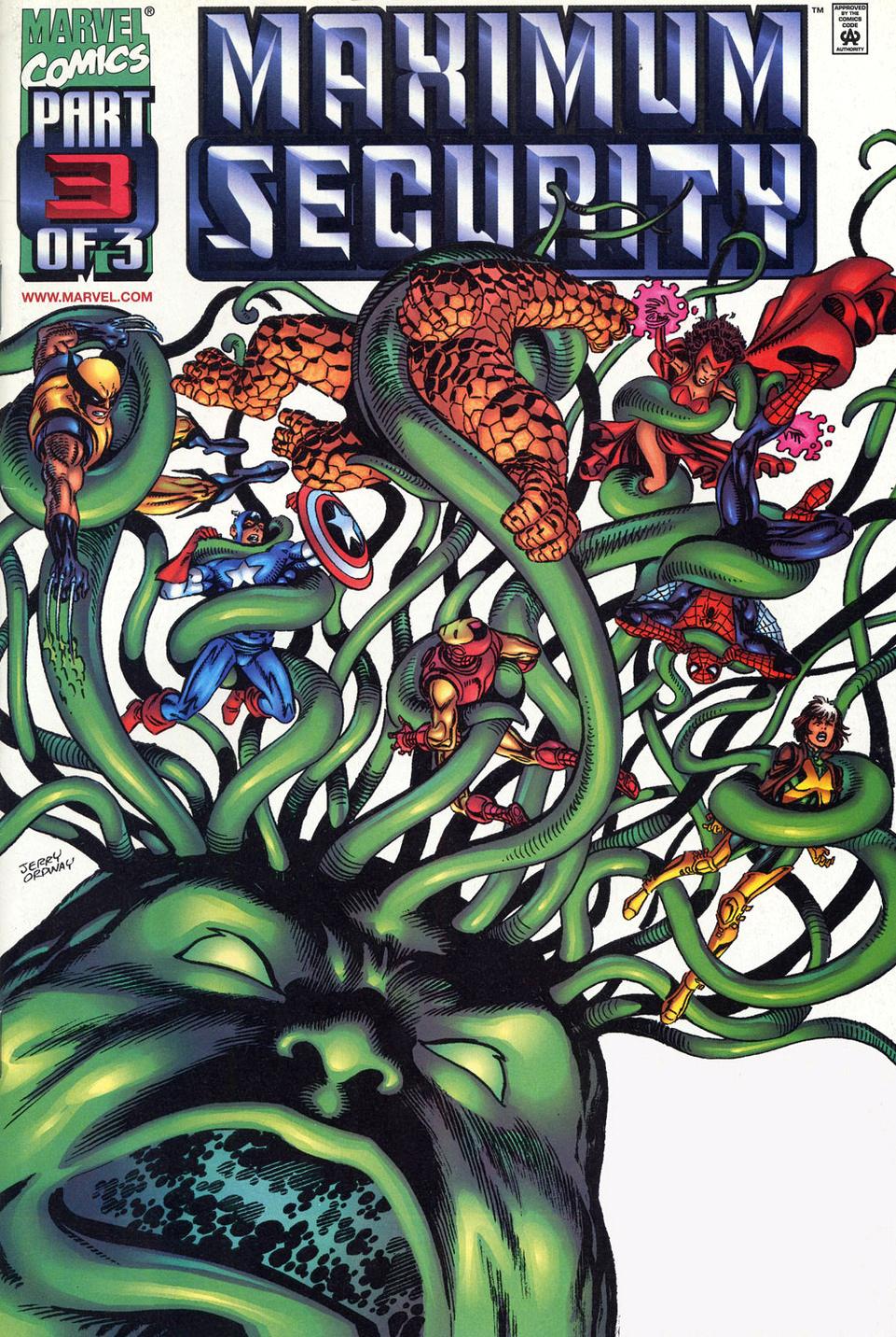 Maximum Security (2000) #3