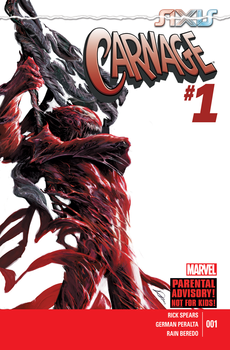 Axis: Carnage (2014) #1