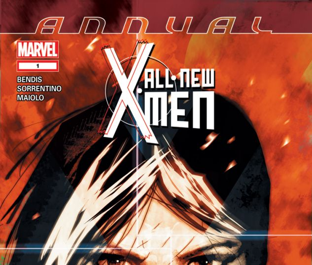 All-New X-Men Annual (2014) #1