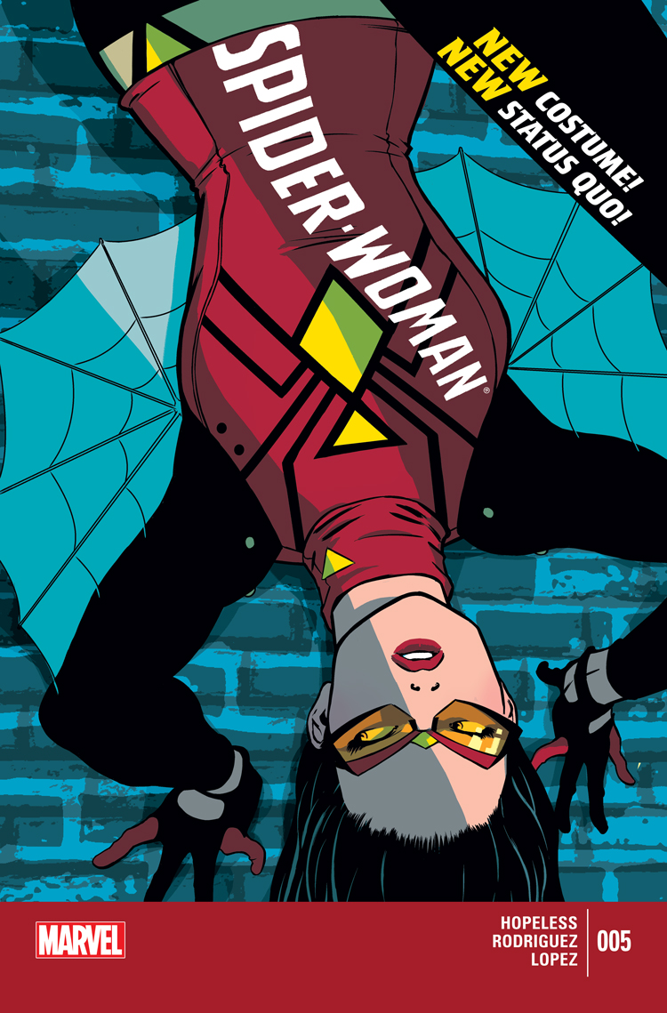 Spider-Woman (2014) #5